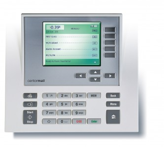 FP CentorMail Control Panel